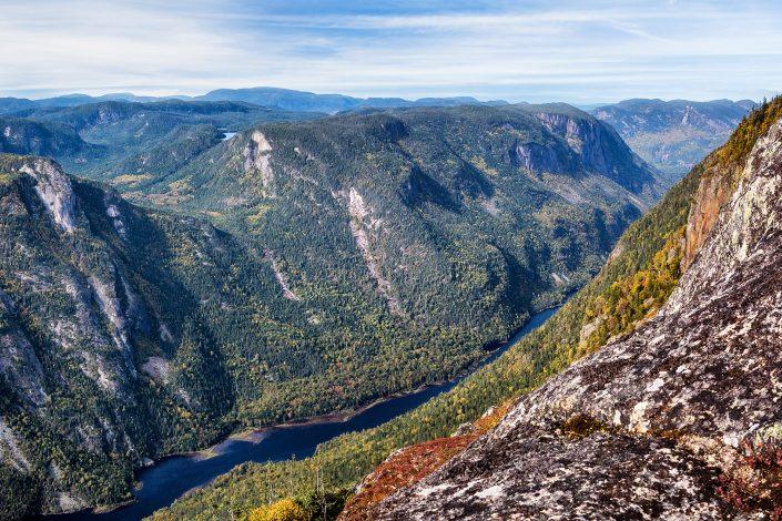 L'Acropole-des-Draveurs – Parc national des Hautes-Gorges-de-la-Rivière-Malbaie